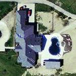Bonzi Wells' House (Google Maps)