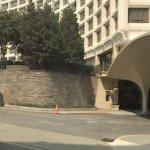 Site of the assassination attempt on President Reagan (StreetView)