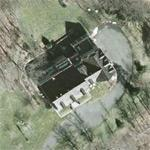 Chuck Hagel's house (Google Maps)