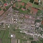 Bayernoil Refinery Neustadt site
