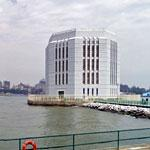 Brooklyn-Battery tunnel ventilation shaft (Google Maps)