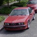 BMW M6 (E24)
