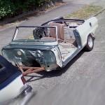 Nice car trailer