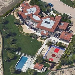 Kourtney Kardashian's House (Google Maps)