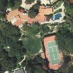 Cameron Diaz's House (Google Maps)