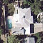 Desi Arnaz, Jr.'s House (Google Maps)