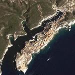 Bonifacio citadelle, Corsica