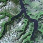 Nærøyfjord (Google Maps)