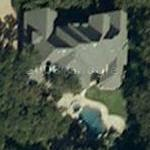 Terence Newman's House (Google Maps)