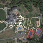 Palatial Pennsylvania Mega-Mansion (Google Maps)