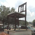 Anacostia's Big Chair