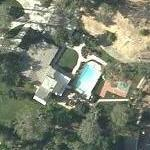 Lou Diamond Phillips' House (former) (Google Maps)