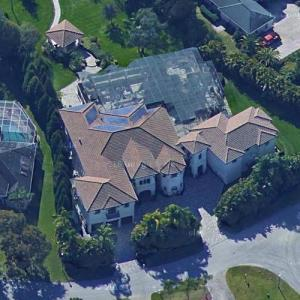 John Cena's House (Google Maps)