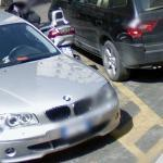 BMW 1 series and BMW X3 (StreetView)