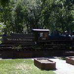 Denver & Rio Grande No. 168 (StreetView)