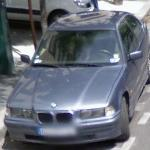 BMW e36- nice and beautiful car