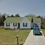 Jason Whitehorn's House (StreetView)
