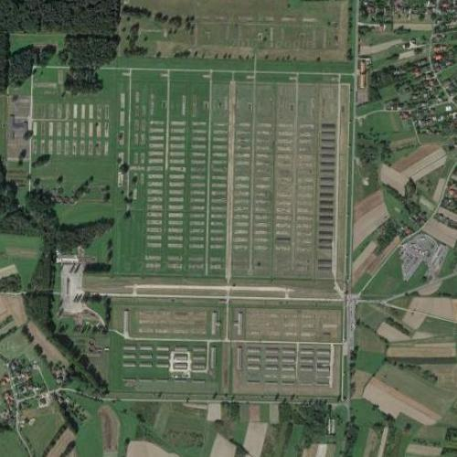 Where Was The Auschwitz Camp Located: Former Nazi German Concentration Camp Of Auschwitz