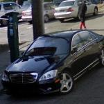 Mercedes-Benz S550 AMG