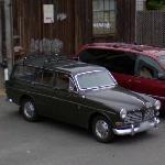 Volvo Amazon estate