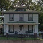 Bill Clinton's Birthplace (StreetView)
