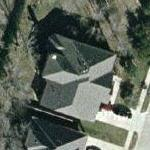 Casey Hampton's House (Google Maps)