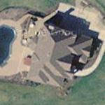 Charlie Batch's House (Google Maps)