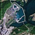 Coal Fly Ash Spill (December 22, 2008) (Google Maps)