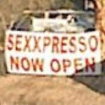 Sexxpresso Now Open