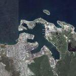 Cabello port (Google Maps)