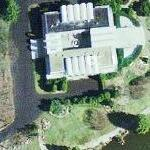 Tony Stewart's House (Google Maps)