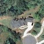 Jerome Bettis' House (Google Maps)