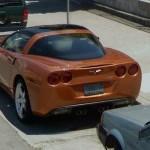 Chevrolet Corvette C6 (StreetView)