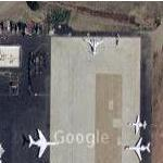 Starship one at Dulles I'ntl (Google Maps)