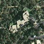 Gene Hackman's House (Google Maps)