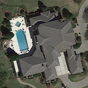 John Morgan's House (Google Maps)