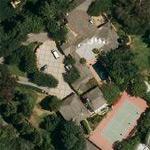 Mario Kassar's house (Google Maps)
