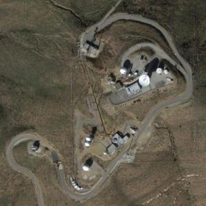 Laguna Peak Tracking Station (Google Maps)