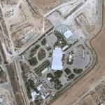 Rafah Border Crossing (Google Maps)