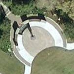George Bush monument (Google Maps)