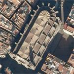 Santa María del Mar (Google Maps)