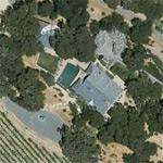 Nancy Pelosi's vineyard (Google Maps)