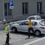 Illegal Parking!