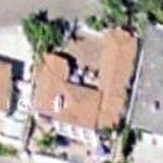 Chris Hillman's House (Google Maps)