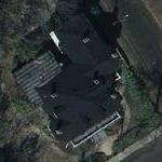 """The Curious Case of Benjamin Button"" House (Google Maps)"