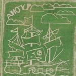 Ahoy Pirate Ship Corn Maze