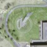 Amphisculpture at AT&T Network Operations Center (Google Maps)