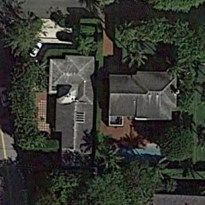 Rush Limbaugh's houses (Google Maps)