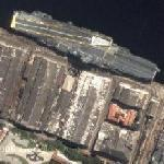 Sao Paulo aircraft carrier