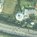 Leverkusen Water Tower (Google Maps)